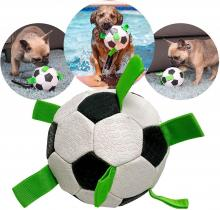 Hyper Pet's Grab Tabs Dog Soccer Ball