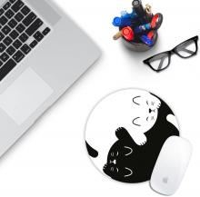 Sleeping Cats Mouse Pad