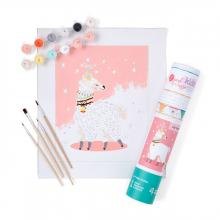 Kids' Paint-by-Number Kit