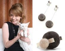 Cat Hair Craft: 10 Cute & Kitschy Creations Made From Feline Fur