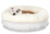 Animals Matter® UltraLuxe Ortho Nest Dog Bed