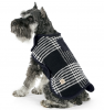 Plaid Blanket Dog Coat